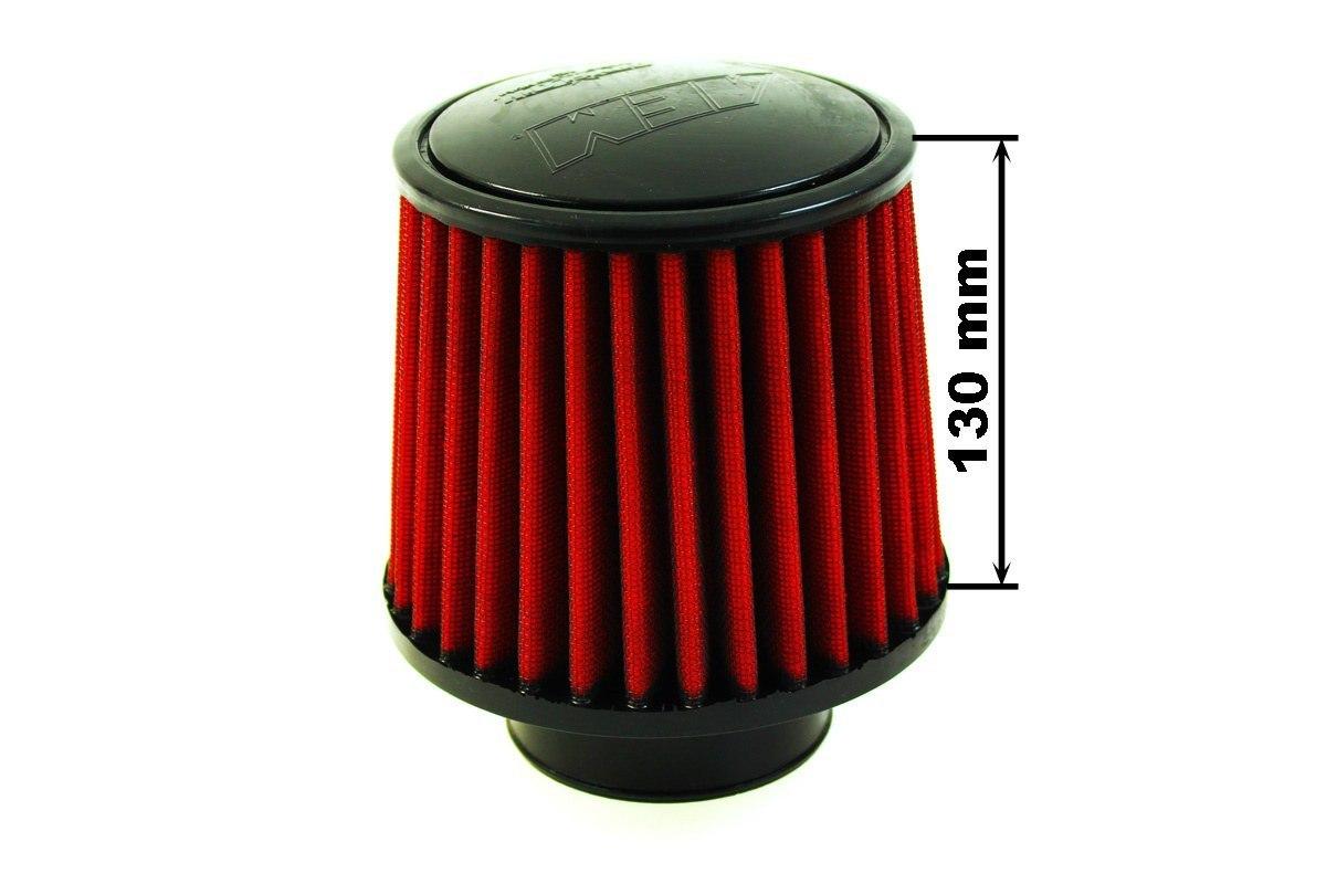Filtr stożkowy AEM 21-202D 70MM - GRUBYGARAGE - Sklep Tuningowy